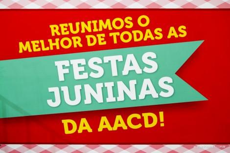 Festa Junina AACD