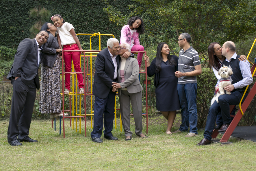 ENSAIO DE FAMILIA,FAMILIA BORGES