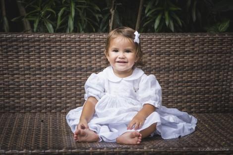 Bruna batizado